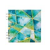 Cuadernos Boceto Notebook, Arte Pad for el dibujo, tinta Bosquejo del libro, En blanco artista cuaderno de bocetos, Multi-Media Cuaderno con espiral, Papel de dibujo (8.8 'X8.8') Prima de papel grueso