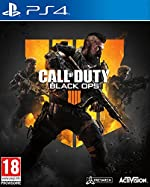 Call of Duty - Black Ops 4 + Calling Card - Exclusivité Amazon