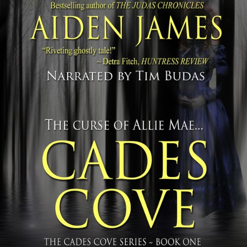 Cades Cove audiobook cover art