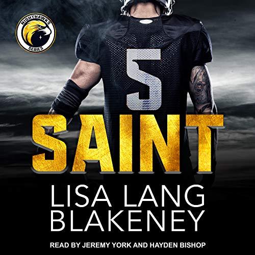 Saint: A Sports Romance cover art