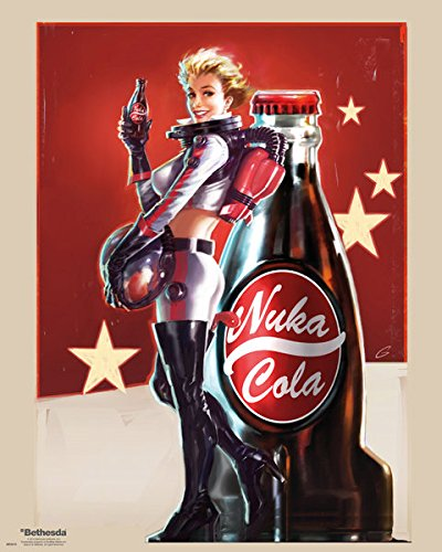Fallout 4 – Nuka Cola (Poster