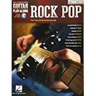 Rock Pop: Guitar Play-Along Volume 12 (Hal Leonard Guitar Play-Along)