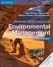 Cambridge igcse® و O مستوى للبيئة إدارة workbook (Cambridge International igcse)