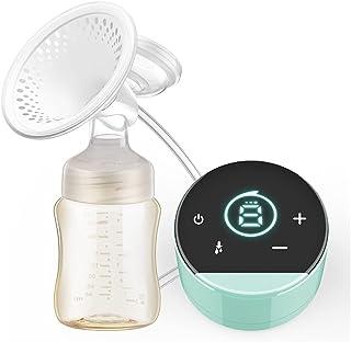 Breast Milk Extractor Electric Breast Pump, Automatic Breast Pump, Pregnant Women, Breast Pump, High Suction Power, Milk P...