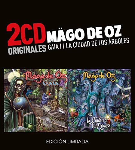 Mago De Oz -Gaia  /  La ciudad de los árboles  (2 CD)