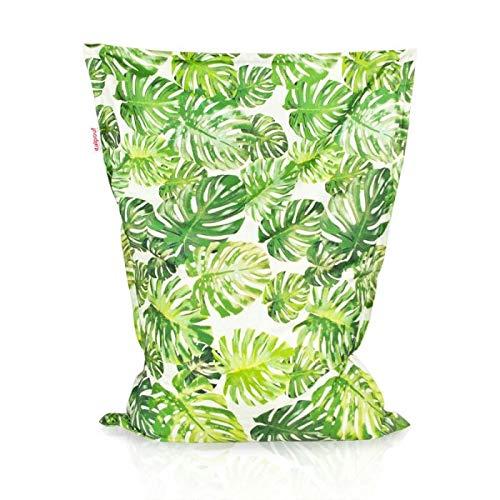 Italpouf Sitzsack Sitzkissen Riesensitsack XXL Dschungel 135 x 175cm 500l Füllung Outdoor Indoor Bean Bag