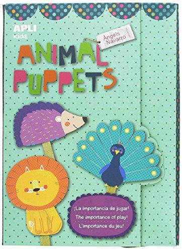 APLI apli14836 Animal handpop