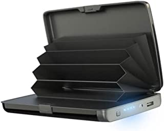 Emson Div. Of E. Mishon E-Charge Wallet As Seen on TV - Aluminum