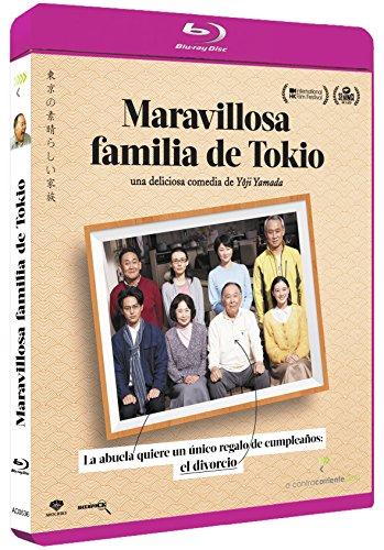 Maravillosa familia de Tokio [Blu-ray]