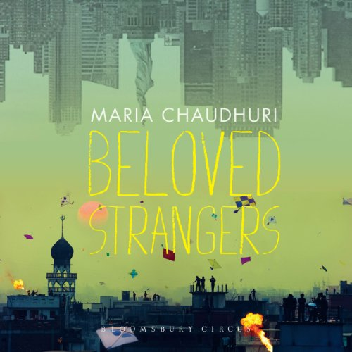 Beloved Strangers audiobook cover art