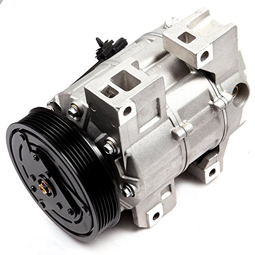 ECCPP AC Compressor fit for CO 10886C for N-issan Sentra Altima 2.5L 2007-2012