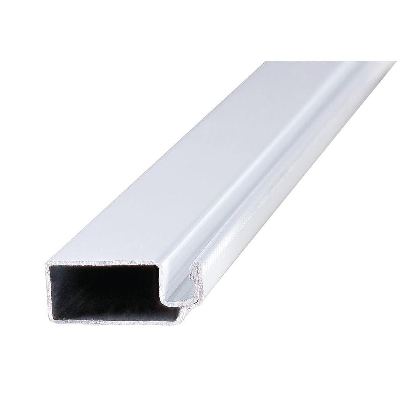 4 Pack - Window Screen Kit w/Aluminum Frame, Corners, Spline, Springs, Pull Tabs, and Screen Mesh (White)