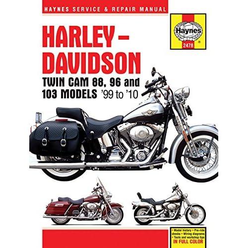 Harley Repair Manual: Amazon.com on