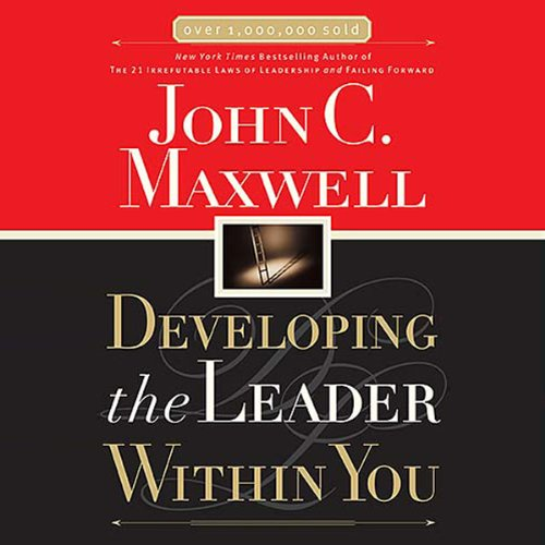 Developing the Leader Within You cover art