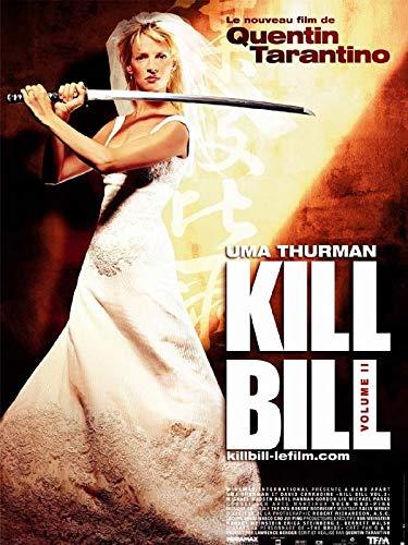 Kill Bill 2 - Affiche de Film Originale - 40x53 cm - Roulée