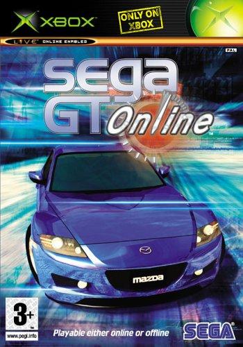Xbox - Sega GT Online