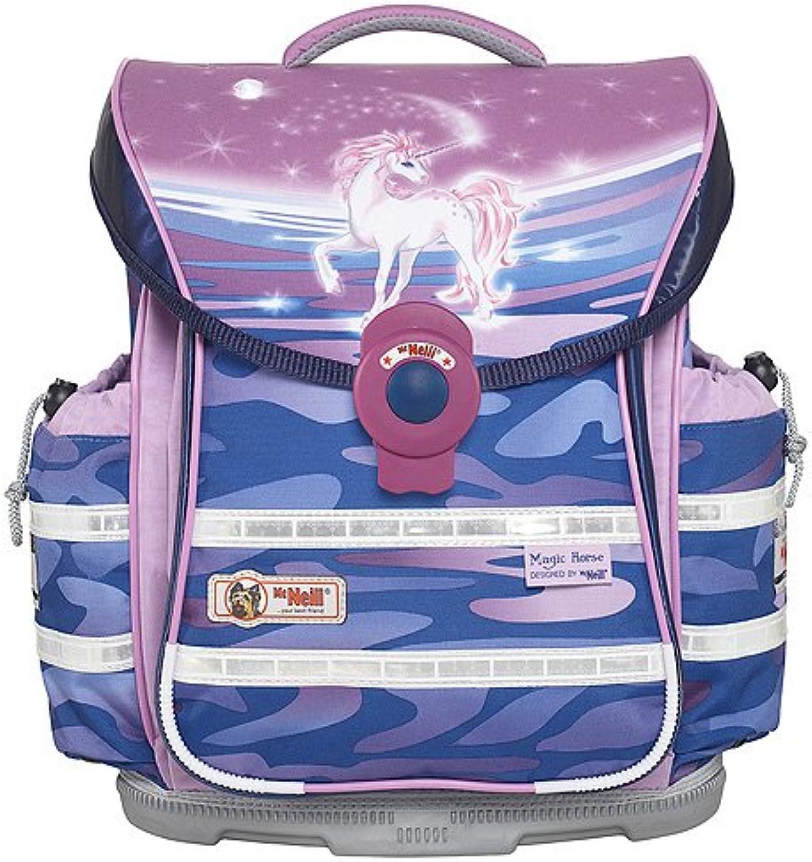 Mc Neill Schoolbag, Pink blue (Multicolour) - 9615161000