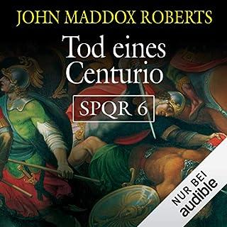 Tod eines Centurio Titelbild