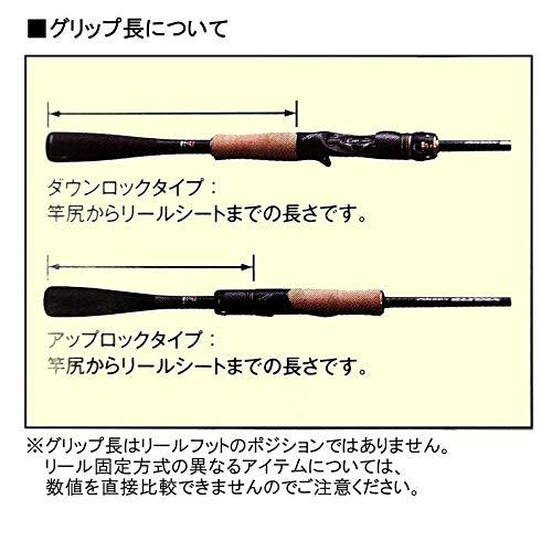 SHIMANO(シマノ)『ポイズンアドレナセンターカット2ピースベイト(1610M-2)』