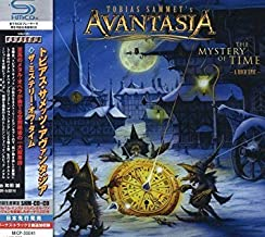 Avantasia - The Mystery of Time (First Limited Edition)Limited Edition