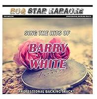 Karaoke - Barry White by Roq Star Karaoke