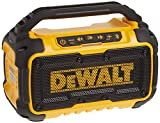 DEWALT 20V MAX Bluetooth Speaker for Jobsite, Tool Only (DCR010)