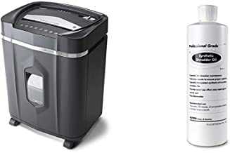 $125 » Aurora AU1640XA Anti-Jam 16 Sheet Crosscut Paper/CD and Credit Card/ 5 Gal Pullout Basket Shredder & SL16 Professional Gra...