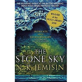 The Stone Sky The Broken Earth, Book 3, WINNER OF THE HUGO AWARD 2018 (Broken Earth Trilogy):Priorcastleinnvictoria