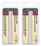 2-Pack - General Pencil CGPBM2-3RBP Factis Pen Style Eraser Refills - 3 Refills per Pack...