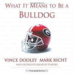What it means to Be a Bulldog | UGA dawgs Book | Georgia Dooley Richt | Barnhart