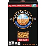 Dreamfields Healthy Pasta Living Elbows, 13.25-Ounce Boxes (Pack of 6)