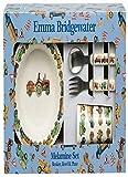 Emma Bridgewater - Men at Work - 6pc Melamine Set - Beaker/Bowl/Plate/Cutlery