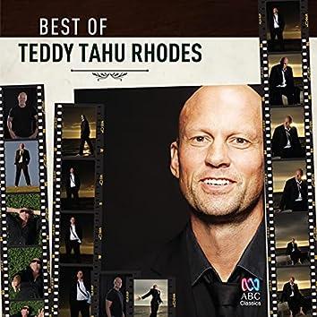 Best of Teddy Tahu Rhodes