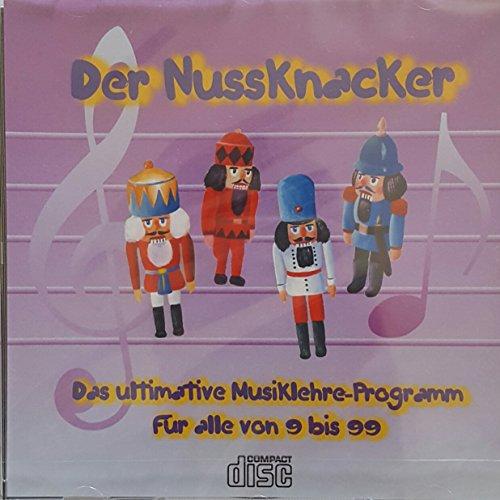 Der Nußknacker: CD-ROM Ultimatives Musiklehre-Programm