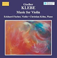 Music for Violin by KLEBE (2005-06-21)