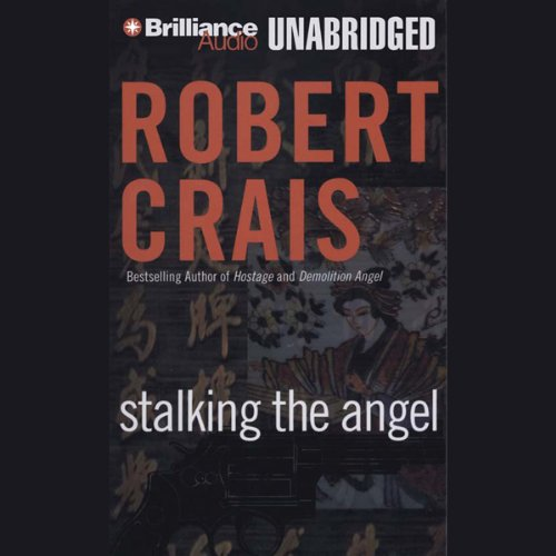 Stalking the Angel audiobook cover art