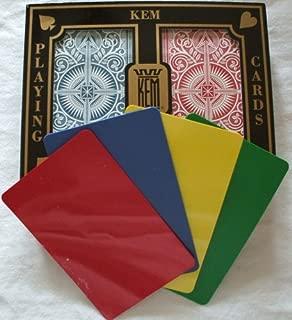 casino cards cut corners