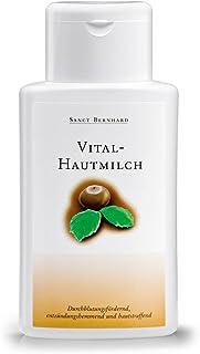 Sanct Bernhard Vital-Hautmilch mit Rosskastanie, Hamamelis 500 ml