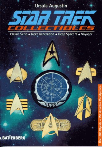 Star Trek Collectibles. Classic Serie, Next Generation, Deep Space Nine, Voyager