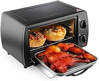 LYQ Horno pequeño Máquina para Hornear en el hogar Horno Tostador Caja de Prueba eléctrica Mini Caja pequeña para Hornear Barbacoa Hornos de Cocina para