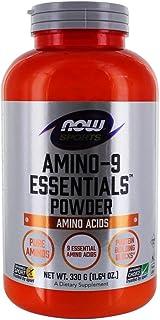 NOW Foods - Now Sports Amino-9 Essentials Powder - 11.64 oz.