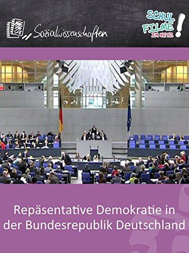 Repäsentative Demokratie in der Bundesrepublik Deutschland - Schulfilm Sozialwissenschaften