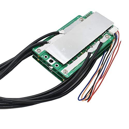 Moligh doll 3,7 V 300 A Lifepo3 Lithium Eisen Phosphat Batterieschutz Platine 12 V Hochstrom Wechselrichter BMS für Den Start Eines Motorradautos