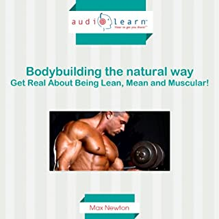 Bodybuilding cover art
