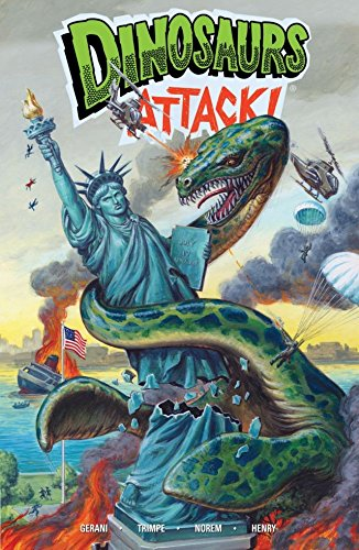 Dinosaurs Attack (English Edition)