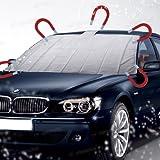 Amos–Lona magnética para el parabrisas del coche, universal. Parasol, antihielo, antipolvo, cortavientos, con funda