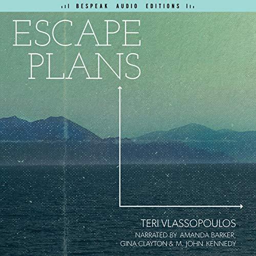 Escape Plans audiobook cover art