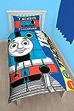 Thomas the Engine - Set copripiumino singolo 'Team', motivo grande