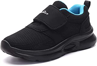Close range Boy's Girl's Lightweight Sneakers, Outdoor Hiking Shoes Kids, Mesh Breathable Athletic Running Tennis Shoes