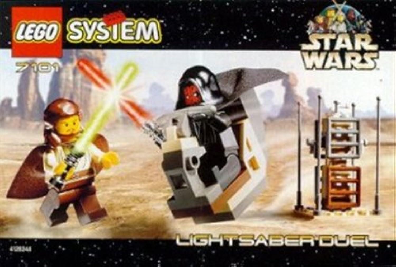 100% a estrenar con calidad original. LEGO LEGO LEGO Estrella Wars Light Saber Duel Episod 1  Obtén lo ultimo